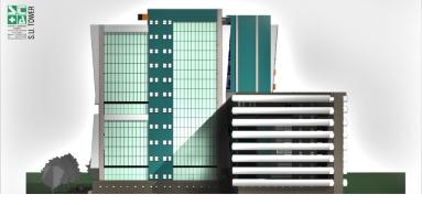 SU Towers_Elevation 2
