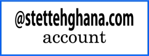 Login for @stettehghana email accounts